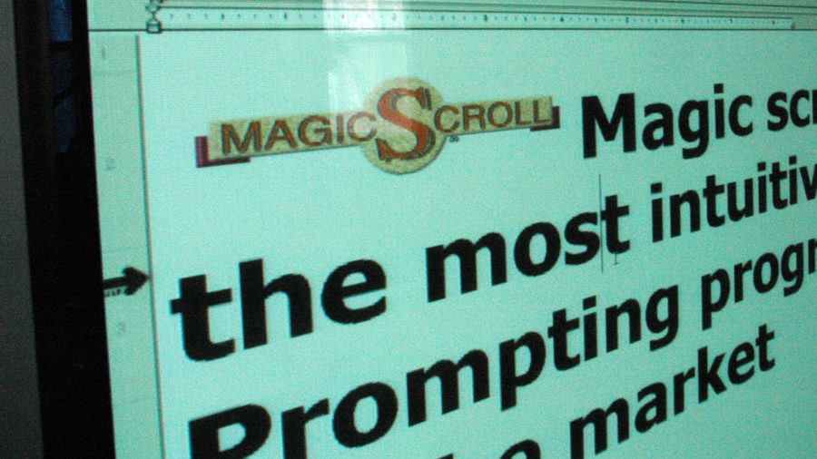 MagicScroll for Windows