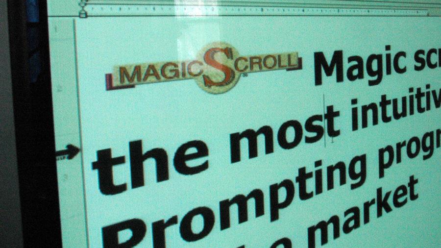MagicScroll for Windows